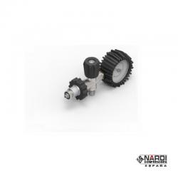 PA112-216 Hand wheel valve...