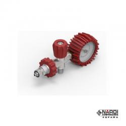 PA112-225 Hand wheel valve...