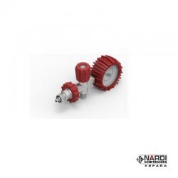 PA112-226  Hand wheel valve...