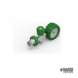 PA112-316 Hand wheel valve...