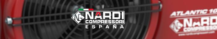 Compresores NARDI ESPAÑA y PORTUGAL